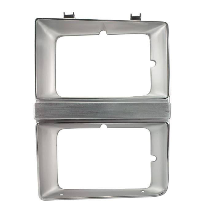 (1981-82)  Headlamp Bezel-Left-DHL