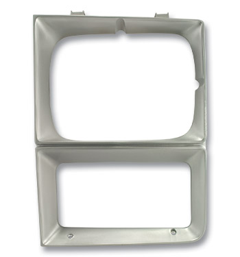 (1983-84)  Headlamp Bezel-Left-SHL