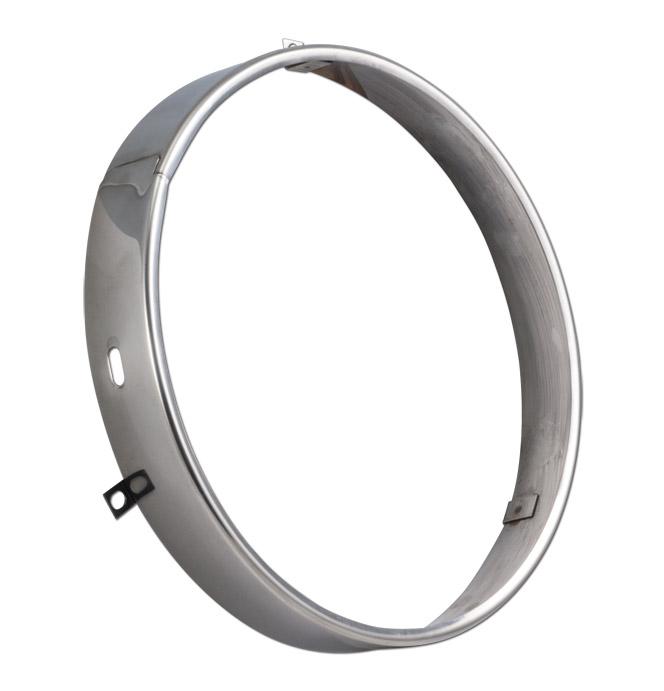 (1941-54, 62-72)  Headlamp Bulb Retainer Ring