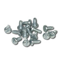 (1981-87)  Headlamp Bulb Retainer Ring Screw Set