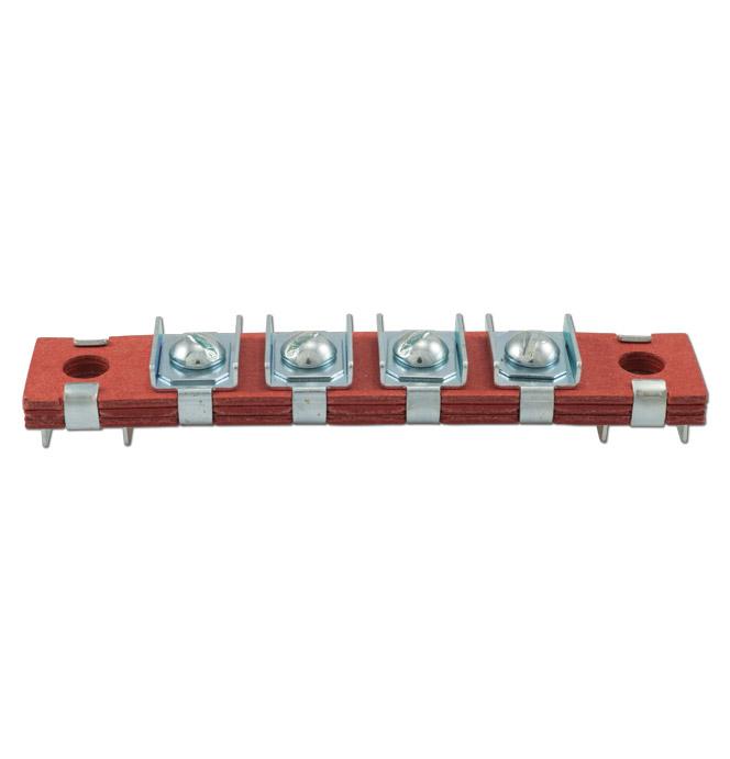 (1947-54)  Headlamp Terminal Block-4 Terminal