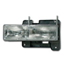 (1990-98)  H/lamp Housing Assembly-LH Composite