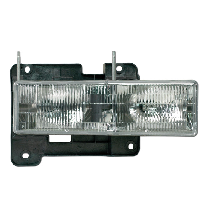 (1990-98)  H/lamp Housing Assembly-RH Composite