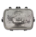 (1988-98)  H/L Housing Assy-Single Lamp-Halogen