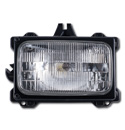 (1988-89)  H/L Housing Assy-Dual Lamp-Outer Left OEM