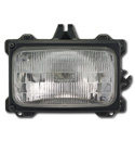 (1988-89)  H/L Housing Assy-Dual Lamp-Outer Right OEM