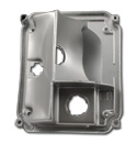 (1973-91)  Taillamp Housing-Fleetside/Blazer/Sub-Left