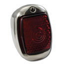 (1941-53)  LED T/L Assembly-Stainless-R-Red