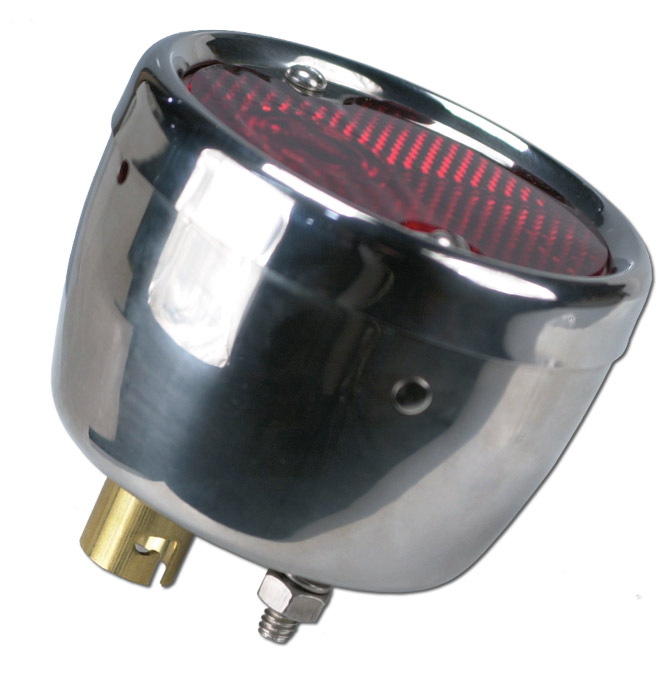(1956-59)  Taillamp Assembly - Stainless