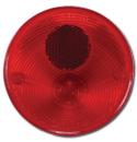 (1960-66)  Taillamp Lens-Stepside