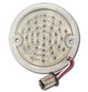(1960-66)  LED Taillamp Lens-Stepside Clear