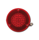 (1967-76)  LED Taillamp Lens-Stepside-Reproduction-Red