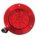 (1958-59)  LED Taillamp Lens-Fleetside - Red