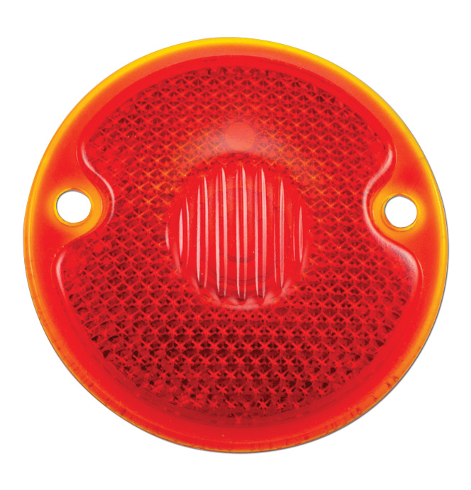 (1947-54)  Taillamp Lens-Panel/Sub-W/Tailgate