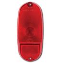 (1955-59)  Taillamp Lens-Panel/Sub-Fender