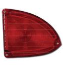 (1960-66)  Taillamp Lens-Panel/Sub-Pair