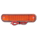 (1973-80)  Side Marker Lamp-Front-DLX-LED