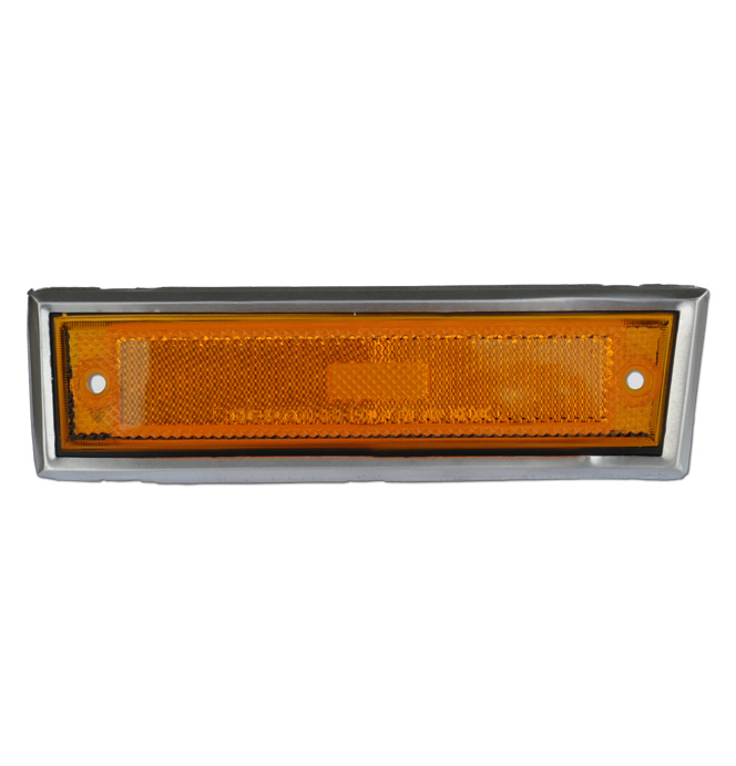 (1981-91)  Side Marker Lamp Assy-Front-Left-Repro-Deluxe