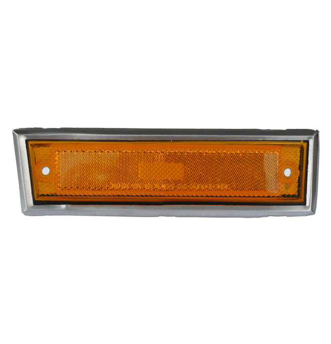 (1981-91)  Side Marker Lamp Assy-Front-Right-Repro-Deluxe