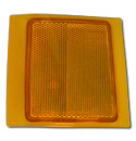 (1994-98)  Front Side Marker Lamp Reflector Upper LH-Chevrolet