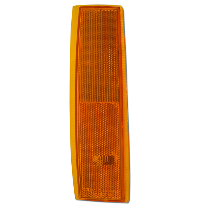 (1988-93)  Front Side Marker Lamp Reflector  LH GMC