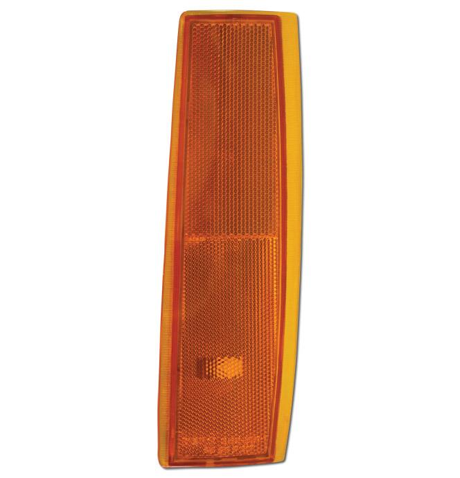 (1988-93)  Front Side Marker Lamp Reflector  RH GMC