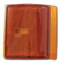 (1994-98)  Front Side Marker Lamp Lense  RH-Lower GMC