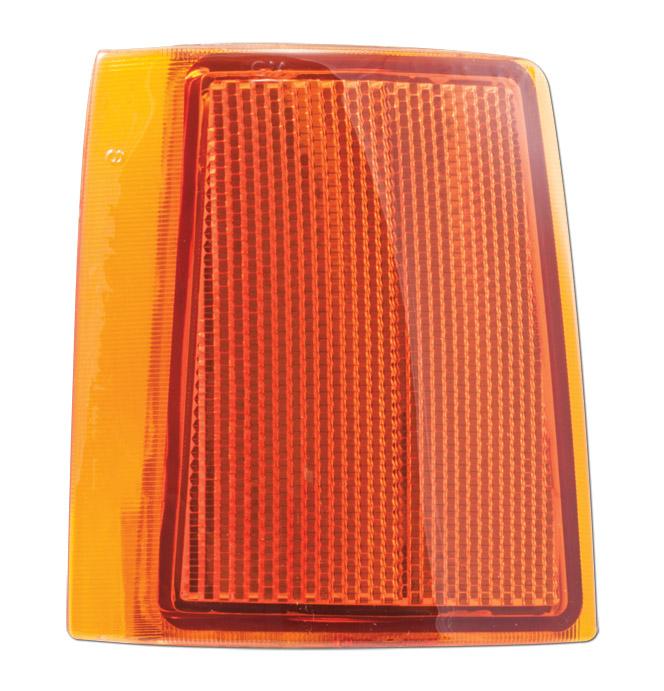(1994-98) Front Side Marker Lamp Reflector LH-Upper-GMC