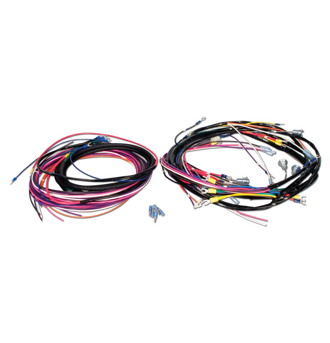 Wiring Harness-Alternator-Classic Chevy Truck Parts
