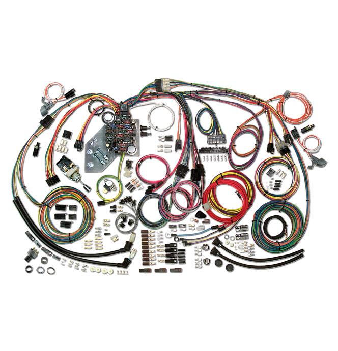 (1947-54) Classic Wiring Update Kit