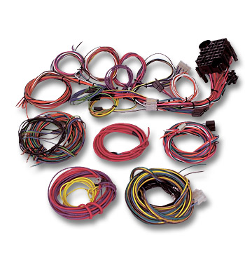 wiring harnesses for classic chevy trucks and gmc trucks  1947 87 replacement wiring harness 20 circuit