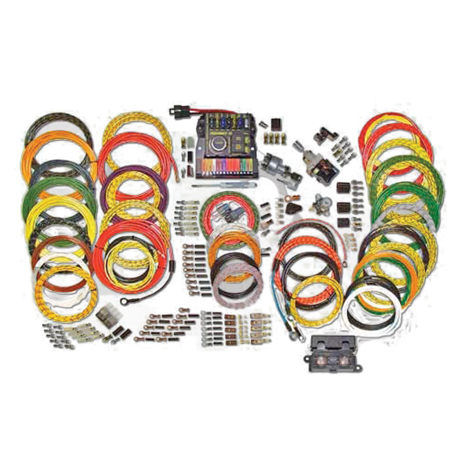 (1934-59) Nostalgia Replacement Wiring Harness