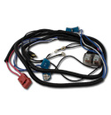 (58-91) Headlamp Relay Harness Kit - H4 - 4 Headlamp System