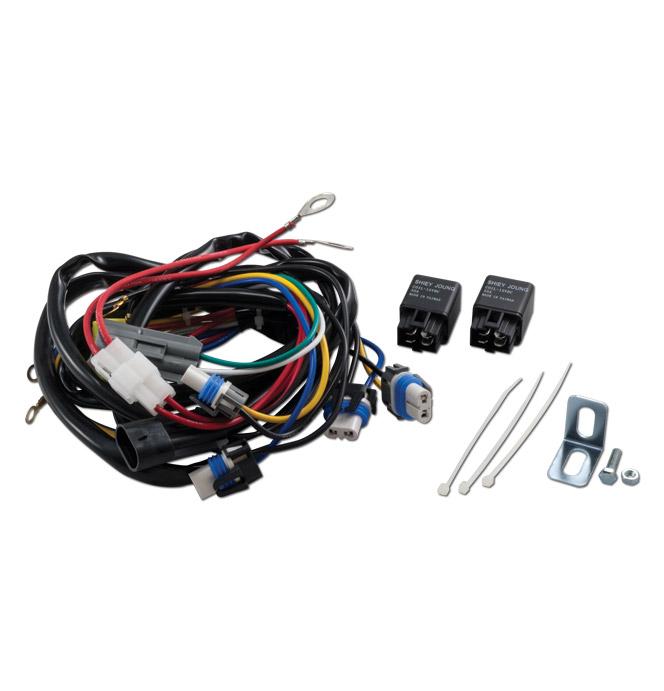 Headlamp Relay Harness Kit - 9005/9006
