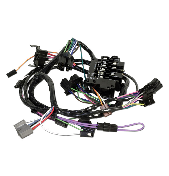 Main Underdash Harness w Lights Classic Chevy Truck Parts