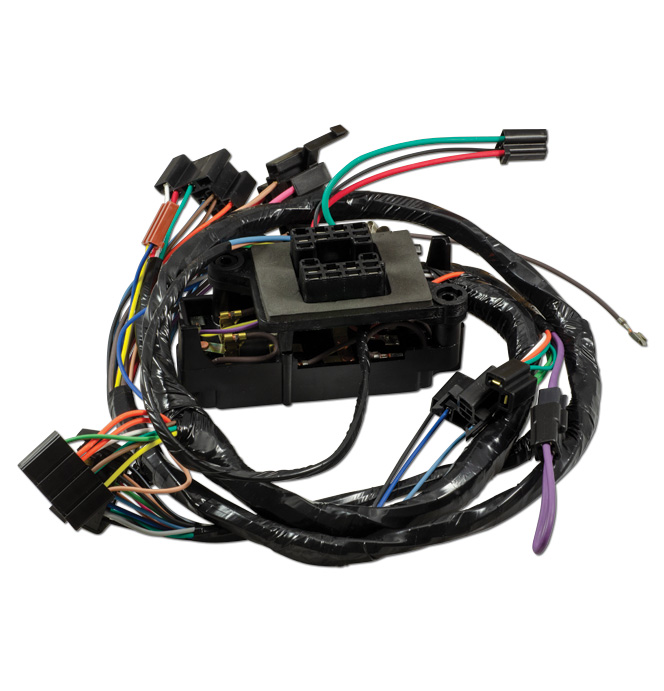 Wiring Harnesses For Classic Chevy Trucks And Gmc Trucks 1967