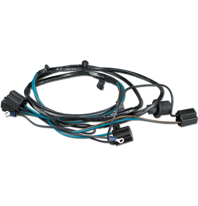 headlamp harness