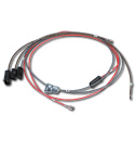 (1955-59)  Deluxe Heater Wiring Harness