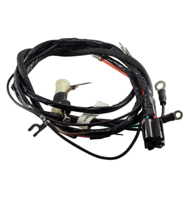 (1955-56)  Transmission Overdrive  Harness V-8