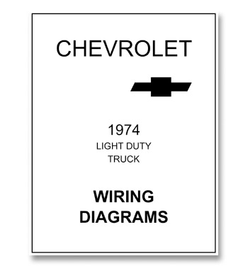 (1974)  Wiring Diagram