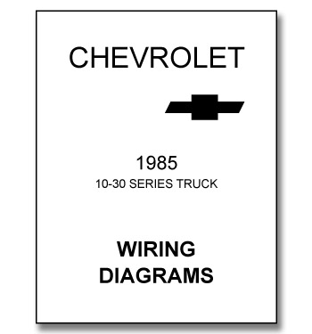 (1985)  Wiring Diagram