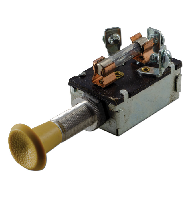 (1936-46)  Headlight Switch Only 6-Volt