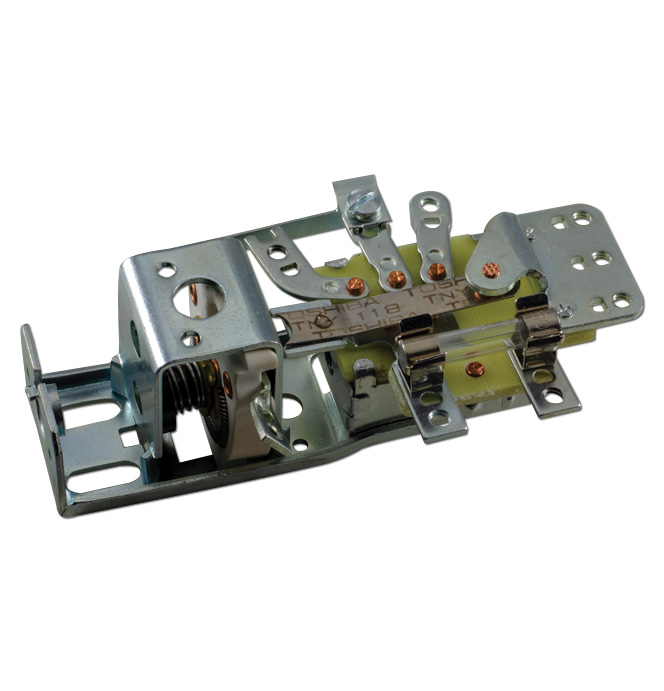 (1947-54)  Headlamp Switch-Original Type-12 Volt W/Fuse