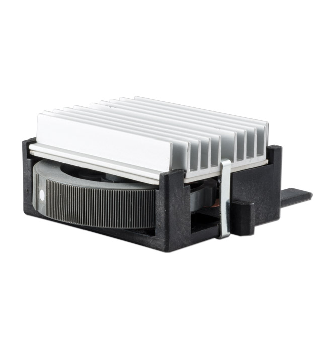 (1992-94)  Interior Dimmer Switch On Dash