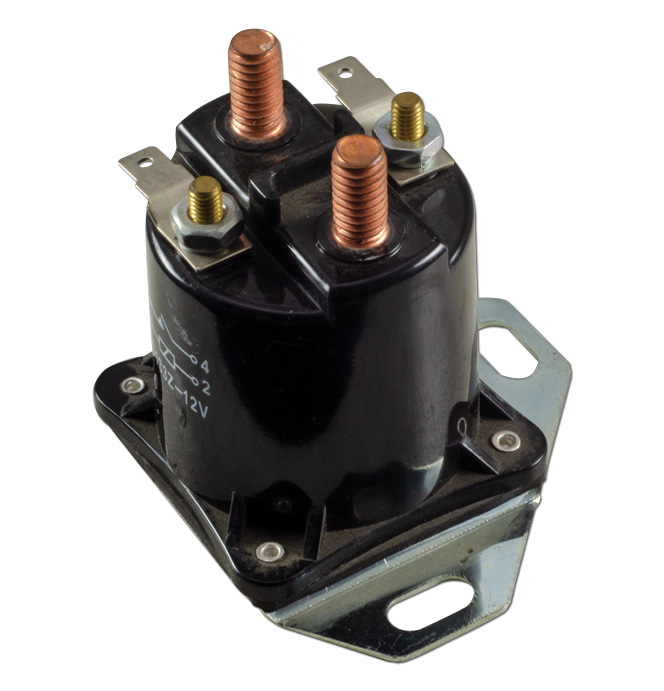 (1992-96) Auxiliary Battery Relay