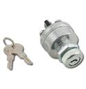 (1947-59)  Ignition Switch-Universal, Key