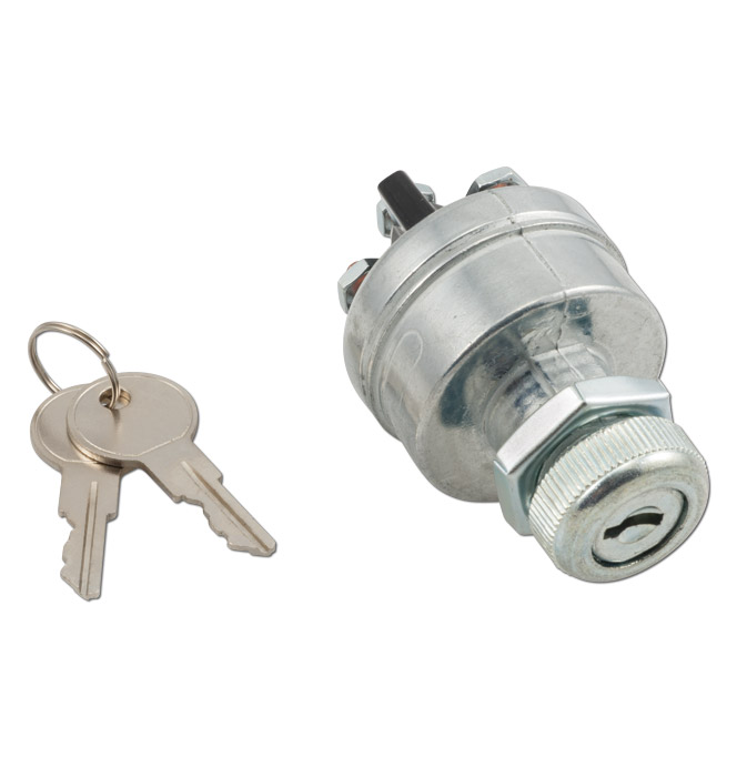 Ignition Switch Universal Key Classic Chevy Truck Parts