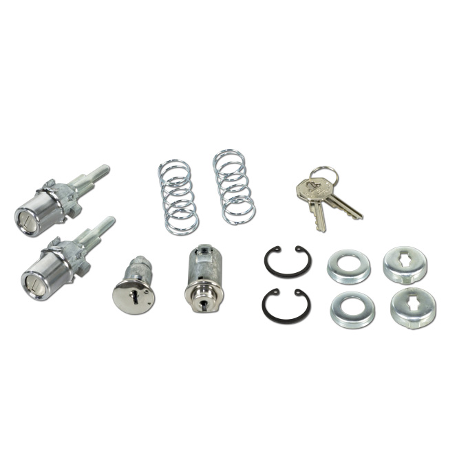 Complete Lock Set Classic Chevy Truck Parts