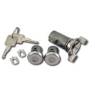 (1979-91)  2 Door Locks & Ignition Cylinder - Matching Set
