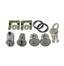 (1967-68)  Complete Lock Set